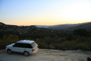 Rover and view