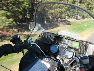 goldwing on cruise control