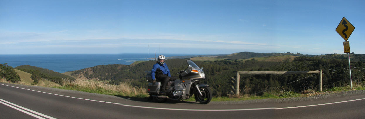 goldwing panorama