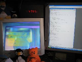 video and programming screen