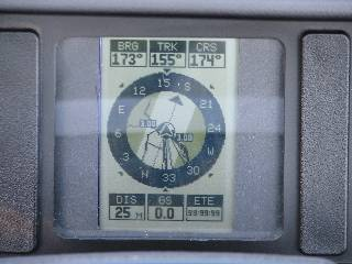 gps map and bearing speed